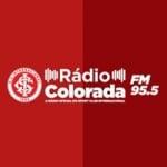 Logo da emissora Rádio Colorada