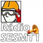 Logo da emissora Rádio SESMT 1