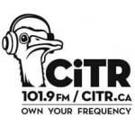 Logo da emissora Radio CITR 101.9 FM