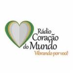 Logo da emissora Web Rádio Coração do Mundo