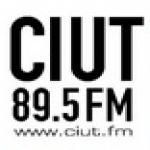 Logo da emissora Radio CIUT 89.5 FM