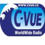 Logo da emissora Radio CVUE 105.9 FM