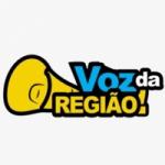 Logo da emissora Rádio a Voz da Região