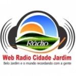 Logo da emissora Web Rádio Cidade Jardim