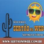 Logo da emissora Sertão na Web