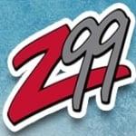 Logo da emissora Radio CIZL Z99 98.9 FM