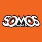 Logo da emissora Radio Somos 94.9 FM