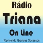 Logo da emissora Rádio Triana