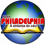 Logo da emissora Rádio Philadelphia
