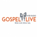 Logo da emissora Gospel Live Music