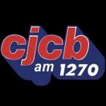 Logo da emissora Radio CJCB 1270 AM
