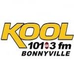 Logo da emissora Radio CJEG Kool 101.3 FM