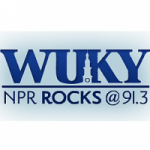 Logo da emissora Radio WUKY HD1 91.3 FM