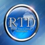 Logo da emissora Rádio Toca a Dançar