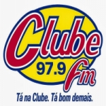 Logo da emissora Rádio Clube FM Barra