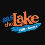 Logo da emissora Radio CJRL The Lake 89.5 FM