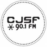 Logo da emissora Radio CJSF 90.1 FM