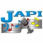 Logo da emissora Rádio Japi 1590 AM