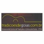 Logo da emissora Tradição Goiana