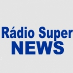 Logo da emissora Rádio Super News