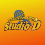 Logo da emissora Radio Web Studio D