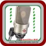 Logo da emissora Floresta Web Rádio