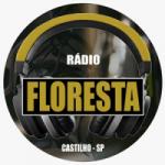 Logo da emissora Rádio Floresta SP