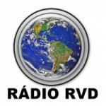 Logo da emissora Rádio RVD Internacional