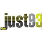 Logo da emissora Radio Just 93 FM