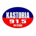 Logo da emissora Radio Kastoria 91.5 FM
