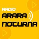 Logo da emissora Arara Noturna