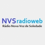 Logo da emissora Web Rádio Nova Voz de Soledade