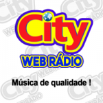 Logo da emissora City Web Rádio