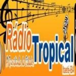 Logo da emissora Rádio Tropical  FM