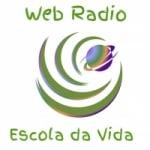 Logo da emissora Umbanda Escola da Vida