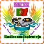 Logo da emissora Rádio Som do Alentejo