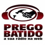 Logo da emissora Prego Batido