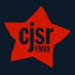 Logo da emissora Radio CJSR 88.5 FM