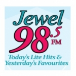 Logo da emissora Radio CJWL The Jewel 98.5 FM