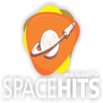 Logo da emissora Rádio Space Hits