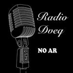 Logo da emissora Rádio Dveq