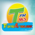 Logo da emissora Radio Transaraguaia 88.5 FM
