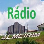 Logo da emissora Rádio Almeirim
