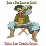 Logo da emissora Rádio Web Bem Gaúcho Gospel