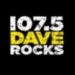 Logo da emissora Radio CJDV Dave Rocks 107.5 FM