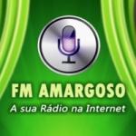 Logo da emissora FM Amargoso