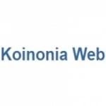 Logo da emissora Koinonia Web