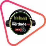 Logo da emissora Rádio Verdade 89.7 FM