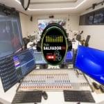 Logo da emissora Rádio Rede Salvador 89.7 FM