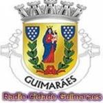 Logo da emissora Radio Cidade Guimarães